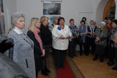 """открытие выставки """"НЕМЕЦКИЕ ИСТОРИИ"""""""