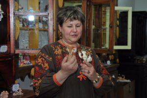 Будаева С.В. выставка глиняной игрушки новый проект