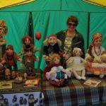Панасенко Н.М. с куклами
