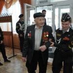ветераны в музее 7 мая