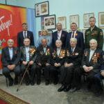 встреча главы Карасукского района с ветеранами ВОВ